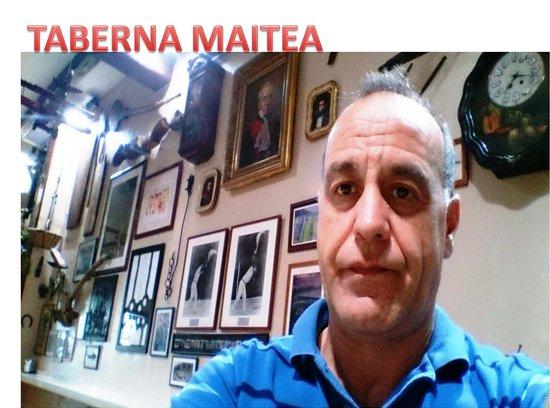 Maitea Taberna : Preparado para comer