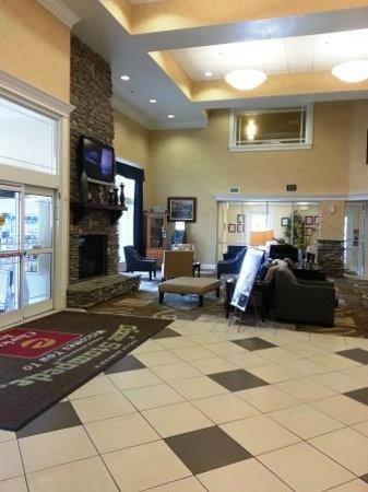 Clarion Inn Dollywood Area: Clarion Inn Pigeon Forges lobby