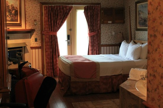 Country Squire Resort & Spa : kamer