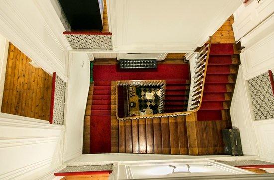 The Independente Hostel & Suites: Отель