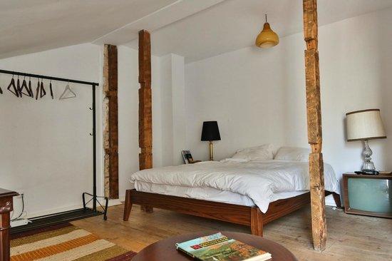 The Independente Hostel & Suites: Наш номер