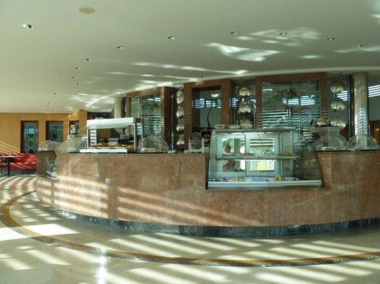 คาลิสต้า ลักซูรี่รีสอร์ท: Cafe'