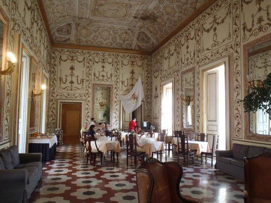 Decumani Hotel de Charme : Dining room