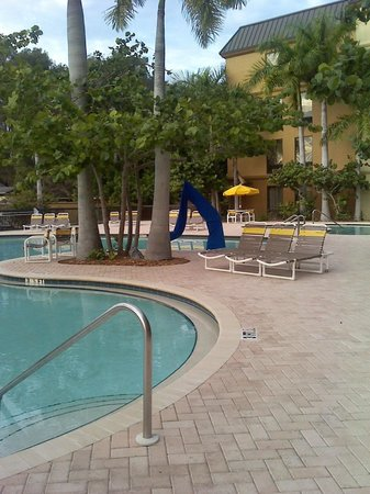 Hampton Inn St. Petersburg: pool