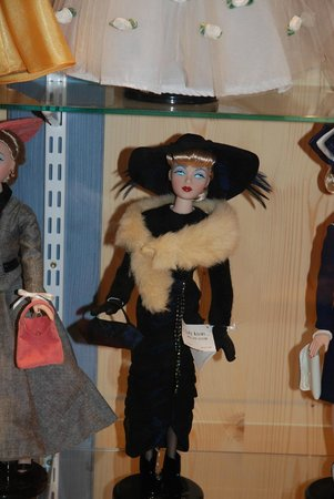 Puppenmuseum (Dorf-Alm): Before Barbie