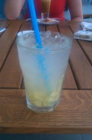 Clarion Congress Hotel Ostrava: Home made ginger lemonade