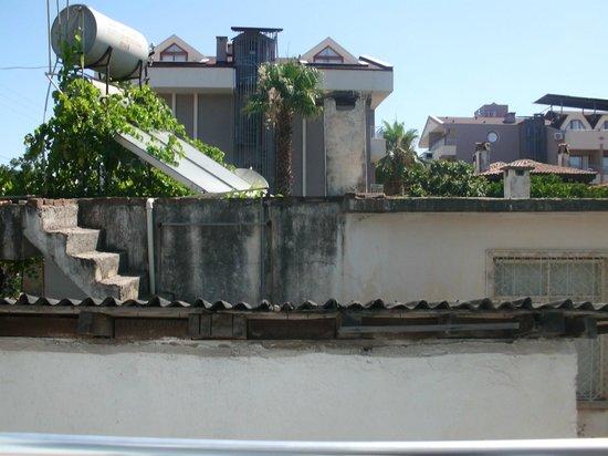 Angels Inn: balcony view