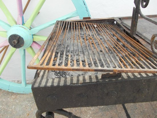 LTI Thalassa Sousse : griglia del ristorante italiano......