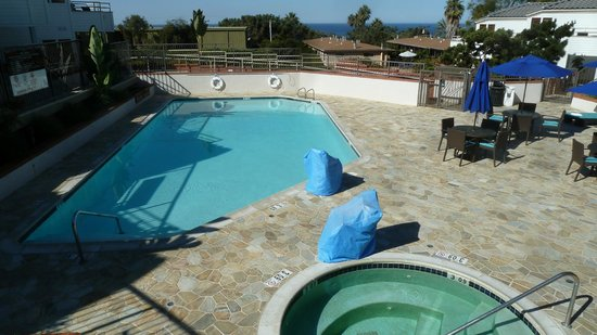Hotel Indigo San Diego Del Mar: Pool in Building 2