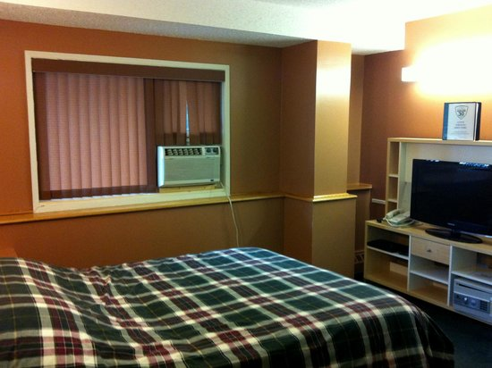 Griz Inn Sport: Griz Inn Ground Floor Compact Hotel Room