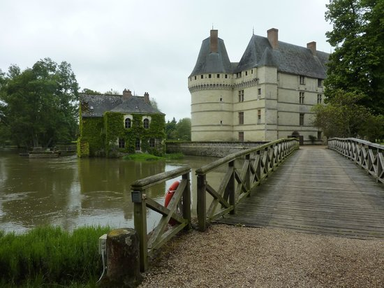Chateau de l'Islette : Entrada do Castelo