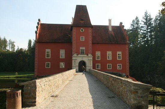 Zamek Cervena Lhota: Červená Lhota 2