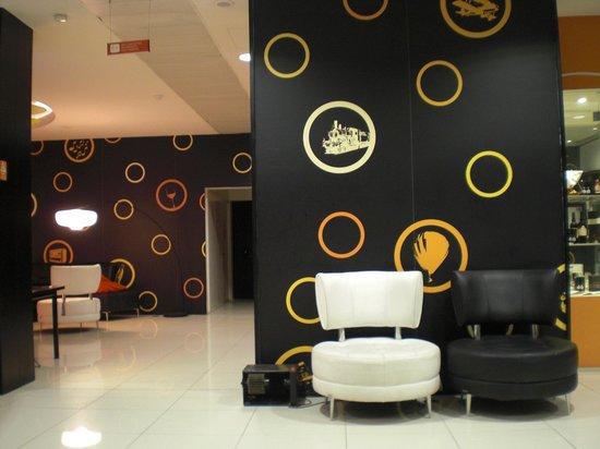 Star Inn Porto Smart Choice Hotel: Hall de entrada