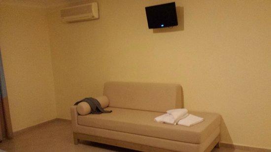 Club Resort Atlantis : chambre