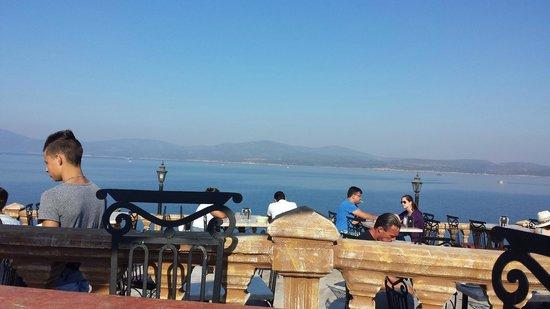 Club Resort Atlantis : vue du restaurant principal