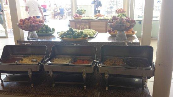Club Resort Atlantis : buffet