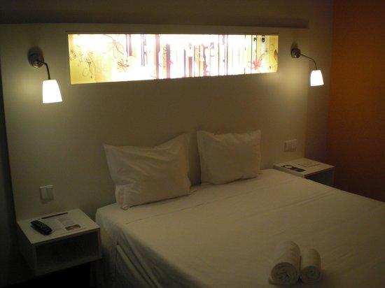 Star Inn Porto: Habitación