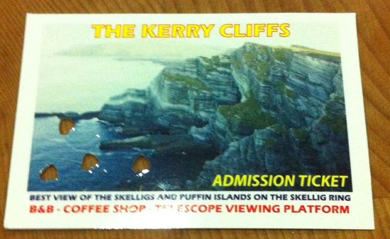 Kerry Cliffs : Avoid this place!