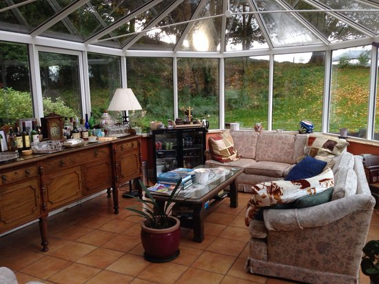 Gleann Fia Country House: Sun room