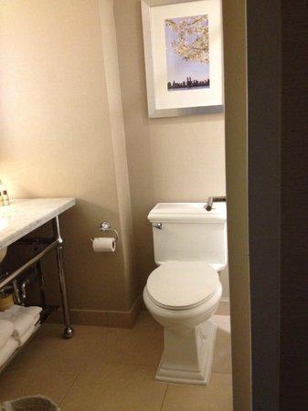 โรงแรมเชอราตัน นิวยอร์ก: Bathroom