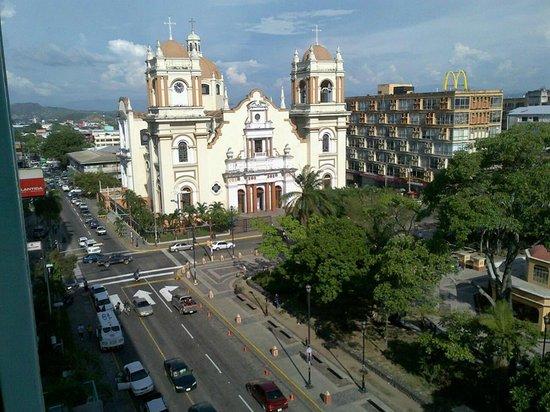 Gran Hotel Sula : Catedral