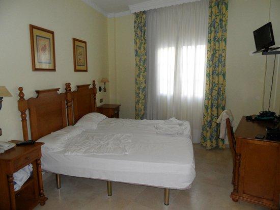 Bajamar: Our room