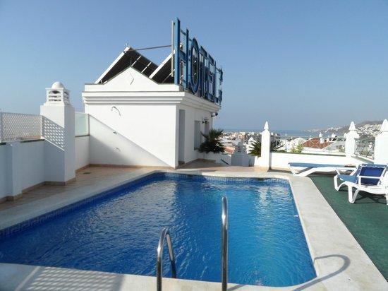 Bajamar: Pool on roof