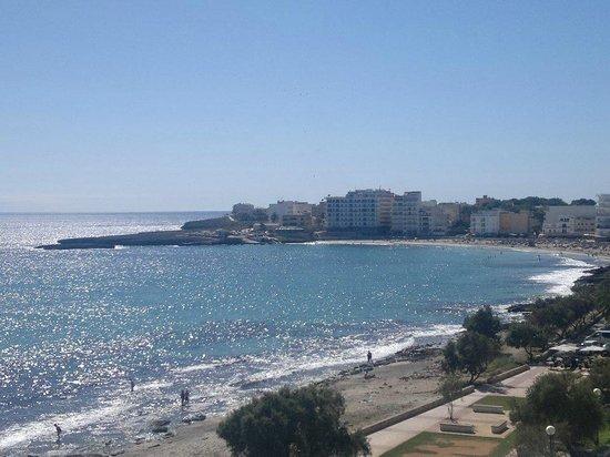 Hotel Palia Sa Coma Playa: from room 2