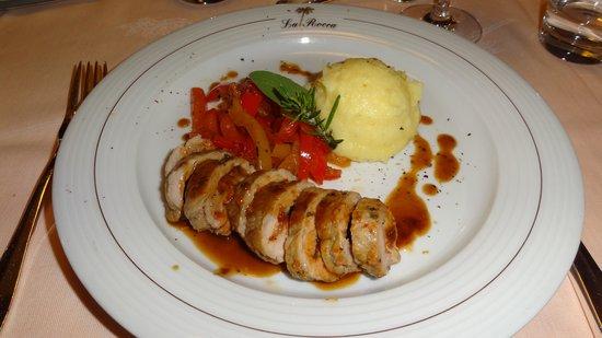 Boutique-Hotel La Rocca : En Guete bi traumhafter Aussicht