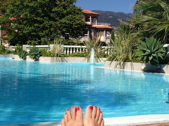 بيستانا ميرامار جاردن ريزورت أبارتهوتل: relaxing pool