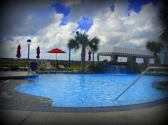 TownePlace Suites by Marriott Galveston Island: Excellent Pool