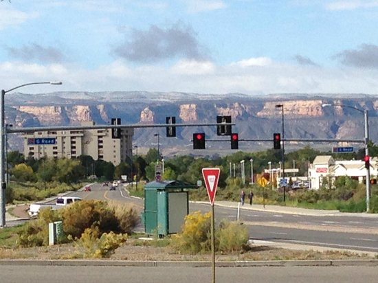 Mesa Inn Grand Junction: View