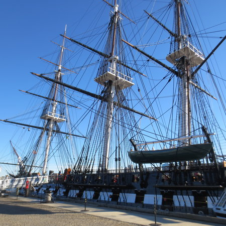 Tour Of Old Ironsides