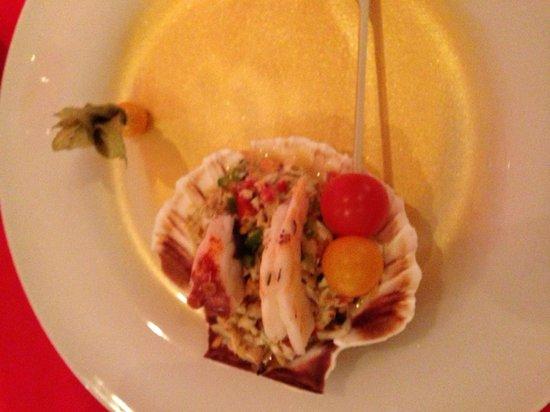 Alma Flamenca : Seafood