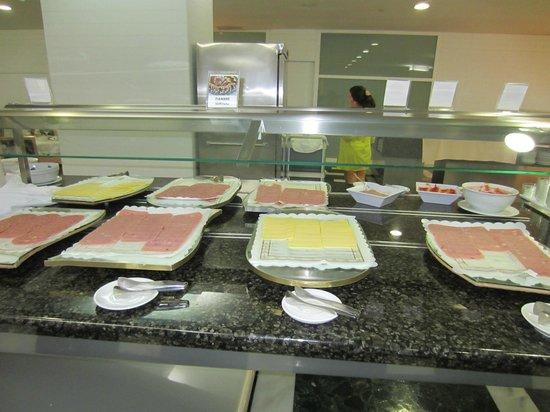 Gran Hotel del Coto: Fiambre desayuno