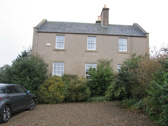 Greenhead of Arnot : Side of the house - my dream house! Large and fun to host!