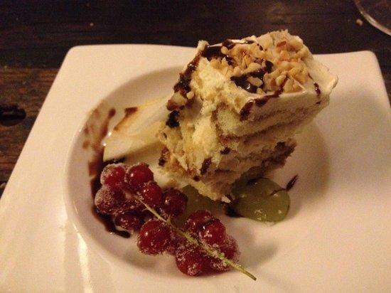 Pasta Bar: Tiramisù