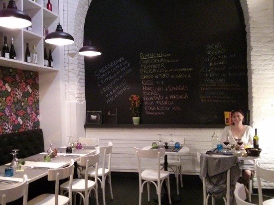 PRISCO ristorante in ROMA: nice decoration