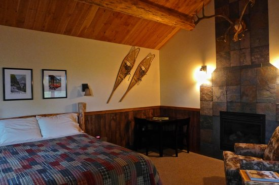 Travelers Rest Lodge: Cozy cabin