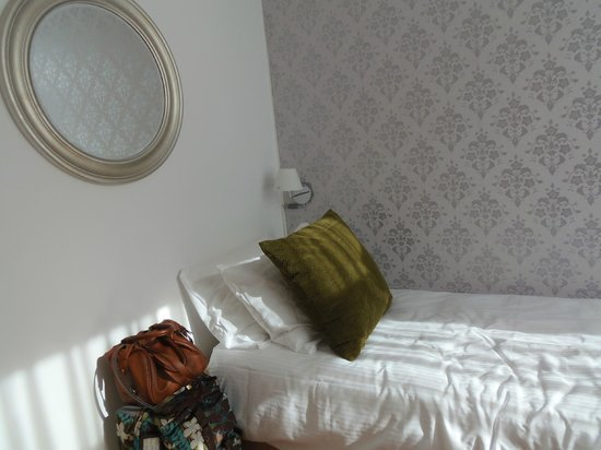 Bed & Breakfast Helmers: Single room