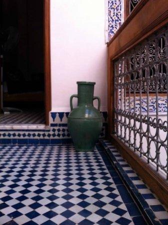 Dar Drissi : Beautiful tile