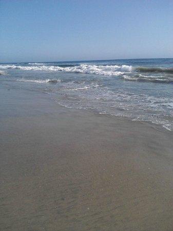 Tamarack Beach Resort and Hotel: beach