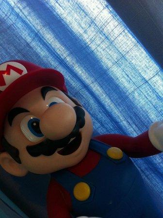 Comics guesthouse: Quarto Mario Bross!!
