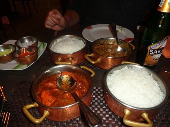 Bombay : Food