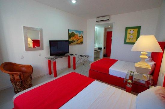 Hotel Zar La Paz: Double Room