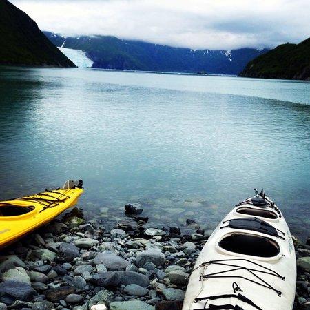 Kayak Adventures Worldwide: Beautiful scenery