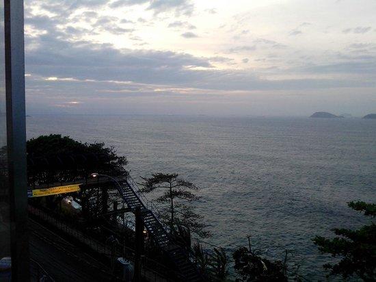 Vidigalbergue Rio Hostel: Vista. View.