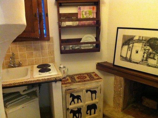 Trullidea: Küche