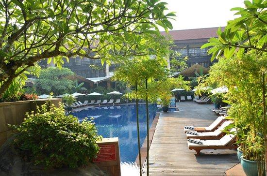 Victoria Angkor Resort & Spa: ideal farniente