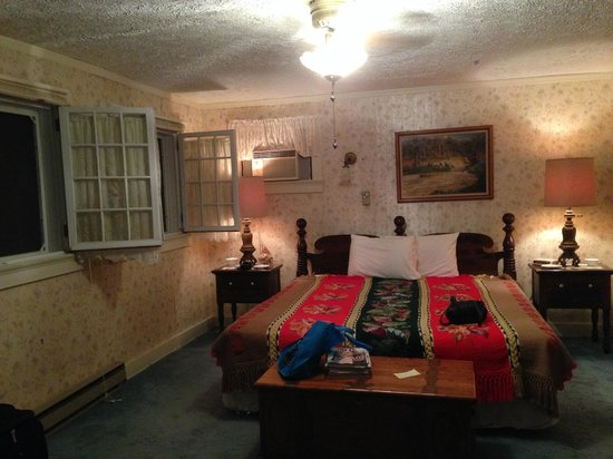 The Hermitage Bed and Breakfast : King Room